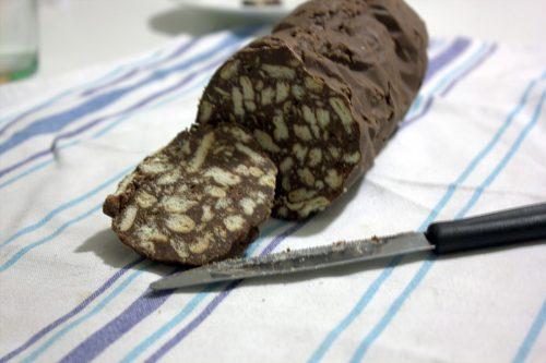 Salame freddo - Forno Battistini - Biscotti - Pegognaga Mantova