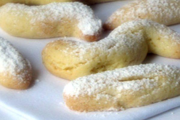 Biscotti frollini fatti in casa