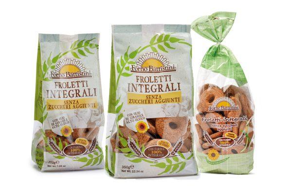 Battistini Froletti Integrali senza zuccheri aggiunti