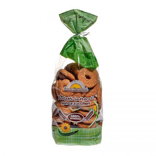 Battistini - Biscotti Froletti Integrali senza zuccheri aggiunti