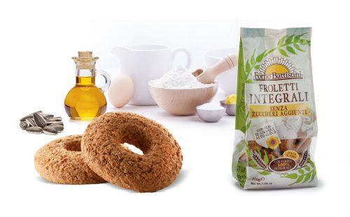 Biscotti Froletti Integrali senza zuccheri aggiunti 200g
