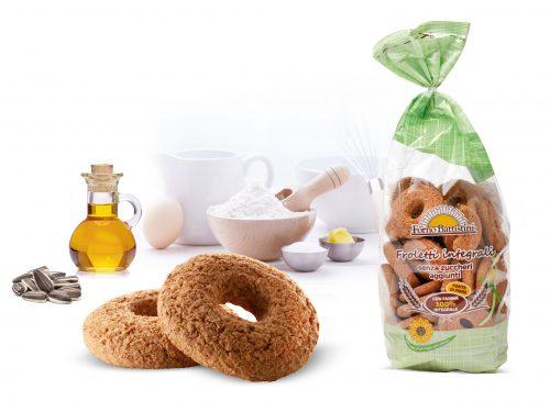 Froletti integrali senza zuccheri aggiunti - Forno Battistini