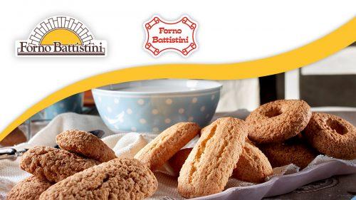 Qualità - Forno Battistini - Biscotti - Pegognaga Mantova